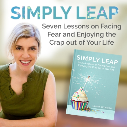 Simply Leap Promotional Graphic - Square